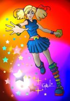 Rainbow Brite 2004 by colorchrome
