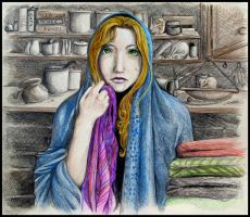 The Herbalist by wingedness