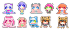 ~Icon Batch 2 by mochajelly