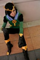 Kid Loki: Price by kay-sama