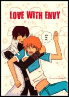 Love With Envy Cover Page by Gravianime65