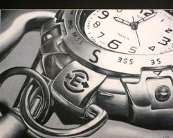 Keeping time by prismacolorjessie