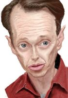 Buscemi Caricature by Mo0sh