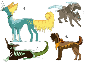 Mixed Adopts ~1~ OPEN by SummerAdopts
