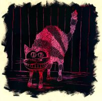 Cheshire Cat by AmoMiMarmota