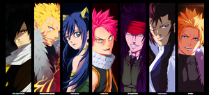 [Collab] Dragon Slayer - Fairy Tail by themnaxs