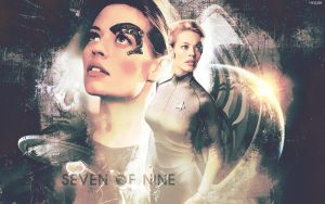 Seven Of Nine by miraradak