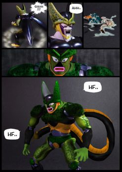 Cell vs Gohan Part 5 - p8 by SUnicron