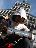 Assassin's Creed - Target by darksidecry