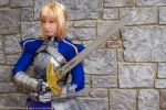 Saber: Lift Up This Hope by FoxGlovesCosplay