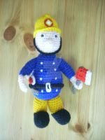 Fireman Sam by cted5692