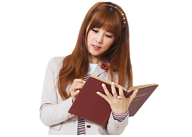 PNG Chorong Apink by ponieham2001
