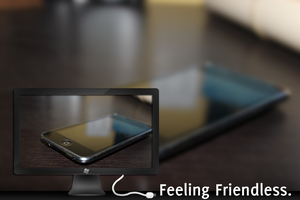 Feeling Friendless by PointVision