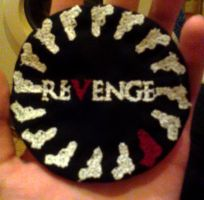 MCR Revenge Logo for clothes. by diiwaanc