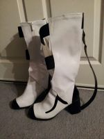 Long Fall Boots Mk. 2 by Lexi-Rae