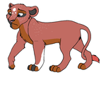 Lion adopt CLOSED by petshop-adopt