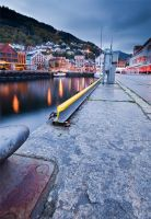 Bergen By Night by FF93