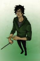 Harry Potter by Catching-Smoke