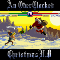 An OverClocked Christmas V.8 cover by The-Coop