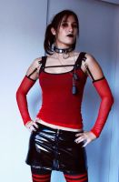 Red Fishnet 01 by Forever-After
