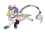 Pony adopt: Pixel Party [Sold] by Public-Indecency