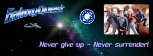 Galaxy Quest Facebook Timeline Cover by CmdrKerner