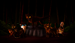 The Dark Forest by CrispyCh0colate