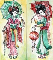 Japanese set together by jesterry