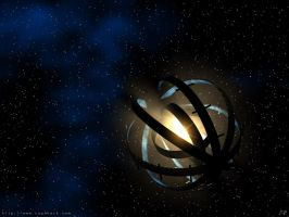 Dyson Sphere by capnhack