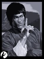 Pointed finger by tonio48