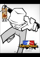 Patintero Issue 2 by kaicastle