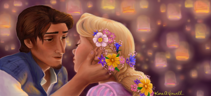 Tangled by Kyowell