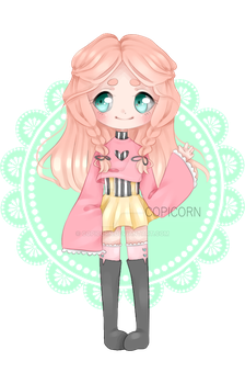 Pastel Pink Auction [OPEN] by copicorn