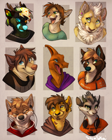 Headshots! by 1skylight1