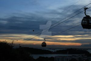 Cable Car by jessizxz