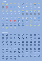 Wthr Icons by tmthymllr