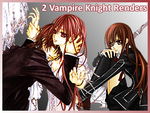 Vampire Knight Renders by yumi1805