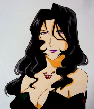 Lust by OneColoredLily