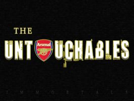 Untouchables Arsenal by thynesh