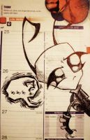 Kad's In My Planner Again by echotheoutsider101
