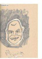 don rickles by mikescartoons