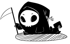 Grim Reaper by RainbowLiquid