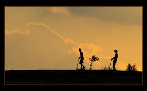 Sunset games. by israelfi