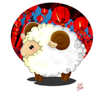 2015- Year Of The Goat by Jubs-Color