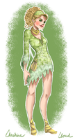Tinker Bell by CheshireCloud