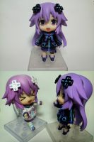 Nendoroid Neptunia VII adult neptune by lswsla