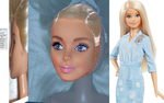Double Denim Barbie Fashionisats 49 WIP 1 by chatterHEAD