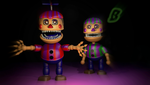 Nightmare Balloon Boy by A-Battery