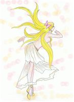 The dance of Aphrodite by Lady-Fayble