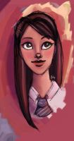 Cho Chang by ShimmerStar